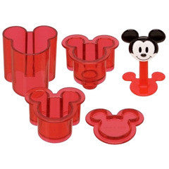 Mickey Mouse Rice Mould - Small