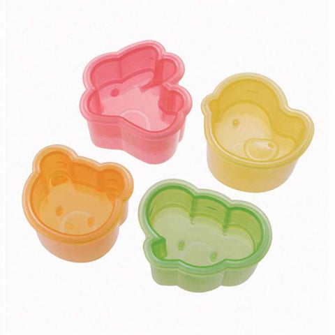 Animal Rice Moulds