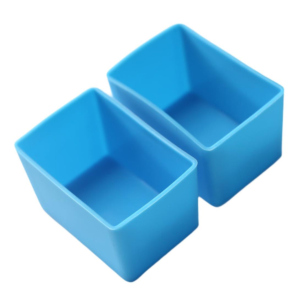 MUNCH CUPS - Blue Rectangle