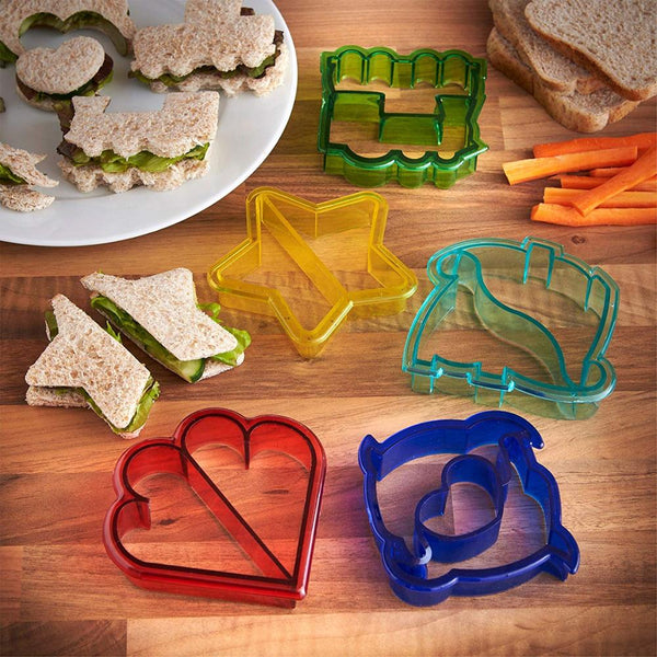 Sandwich Cutter - Vehicle Puzzle