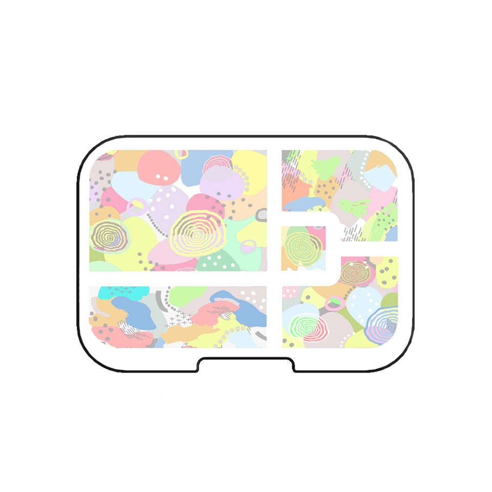 Midi5 Artwork Tray (Pastel)