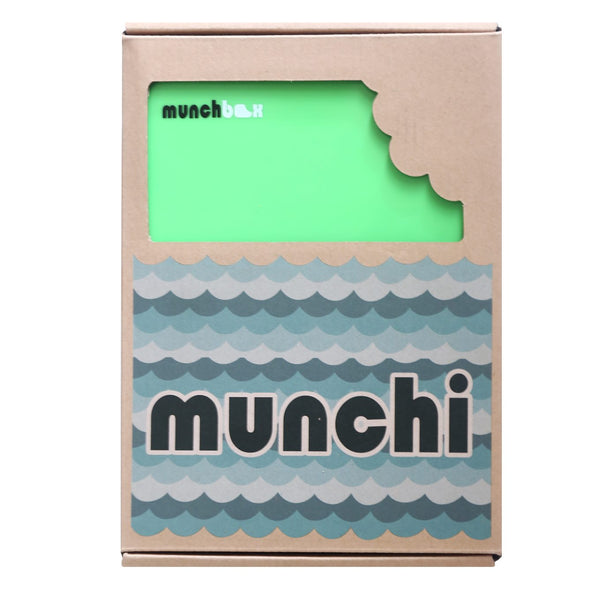 Munchi Snack - Sparkle Silver Shimmer - Purple Latch