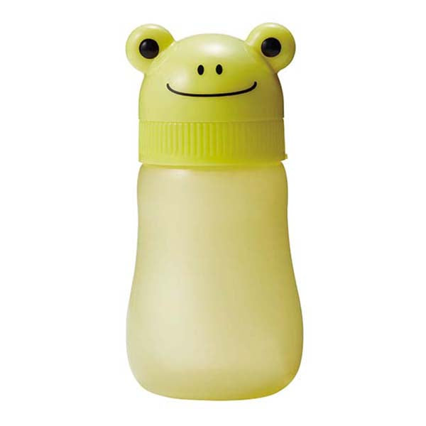 Friendly Frog Sauce Bottle Set