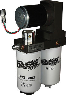 FUEL SYSTEMS DIESEL LIFT PUMP UNIVERSAL CLASS 8 TITANIUM SERIES - 260 GPH - LMDPERFORMANCE,