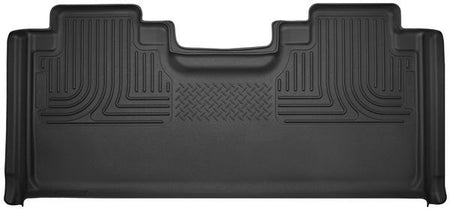 2015-2017 FORD F150-F450 2ND SEAT FLOOR LINER (FULL COVERAGE) - BLACK - LMDPERFORMANCE,