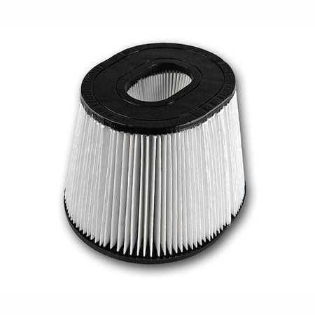 2008-2010 Ford S&B Intake Replacement Filter (Dry Extendable) - LMDPERFORMANCE,