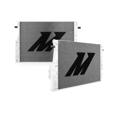 FORD 6.4L POWERSTROKE ALUMINUM RADIATOR, 2008-2010 - LMDPERFORMANCE,