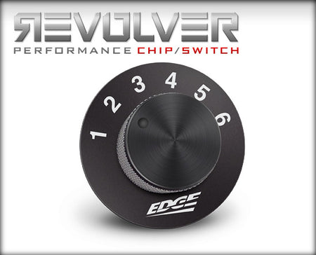 2000 FORD 7.3L Manual REVOLVER PERFORMANCE CHIP/SWITCH 6-Chip Master Box Code DAC3 - LMDPERFORMANCE,