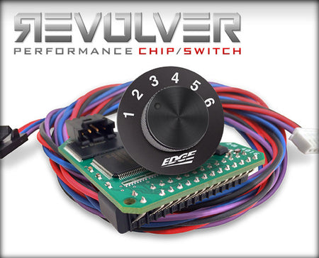 2002-2003 FORD EXCURSION REVOLVER SWITCH CHIP BOX CODE QLI3 - LMDPERFORMANCE,