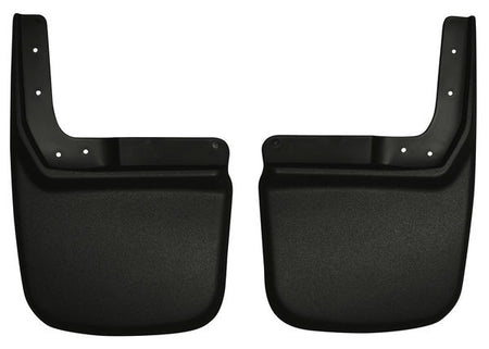 2007-2017 JEEP WRANGLER REAR MUD GUARDS- BLACK - LMDPERFORMANCE,