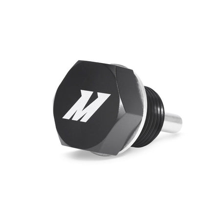 MAGNETIC OIL DRAIN PLUG M18 X 1.5, BLACK - LMDPERFORMANCE,