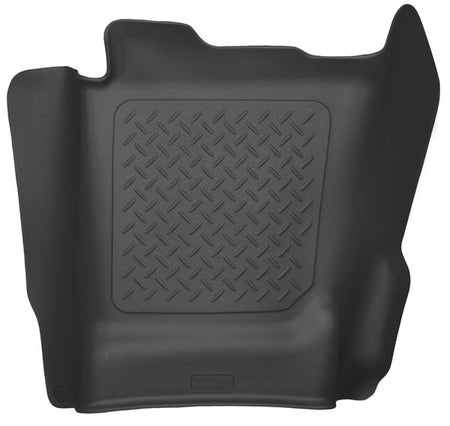 2014-2017 CHEV SILVERADO/ GMC SIERRA CENTER HUMP FLOOR LINER- BLACK - LMDPERFORMANCE,