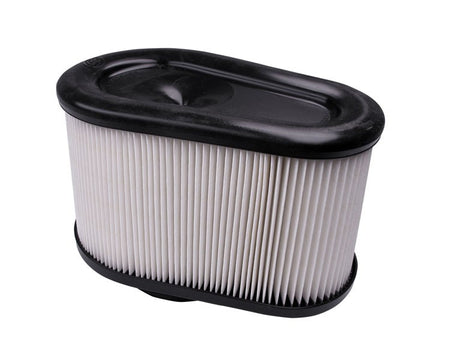 2003-2007 Ford S&B Intake Replacement Filter (Dry Extendable) - LMDPERFORMANCE,