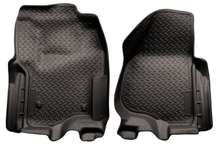 2012-2016 FORD 250-450 FRONT FLOOR LINERS- BLACK - LMDPERFORMANCE,
