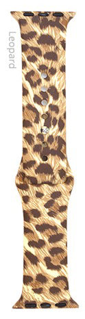 LEOPARD WATCH BAND -38MM