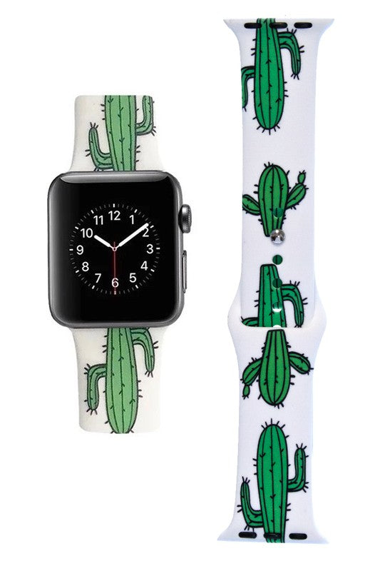 CACTUS WATCH BAND