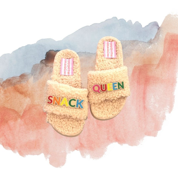 SNACK QUEEN SLIDES
