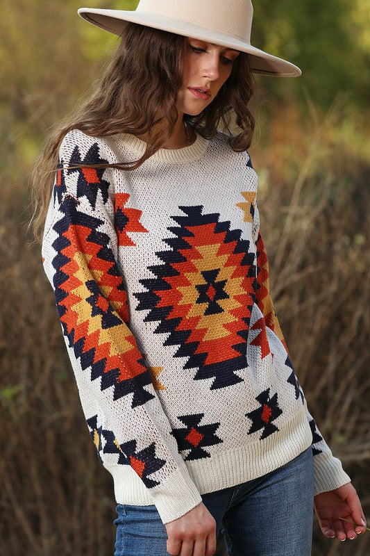 KELLI KNITTED SWEATER