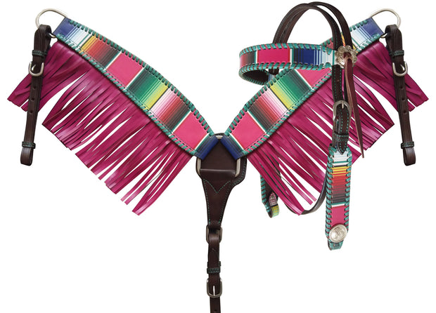 TACKTICAL™  SERAPE TACK SET