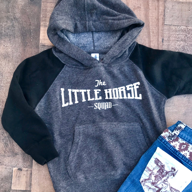 LITTLE HORSE SQUAD - YOUTH HOODIE