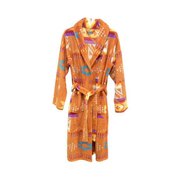 TERRACOTTA AZTEC ROBE
