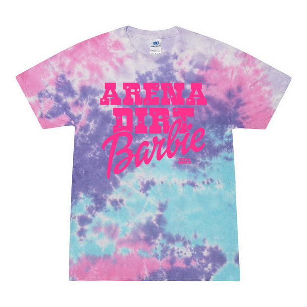 ARENA DIRT BARBIE - COTTON CANDY TEE (ADULT)