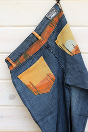 ARIZONA DENIM JEANS