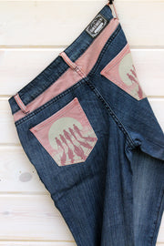 COWGIRL GANG DENIM JEANS