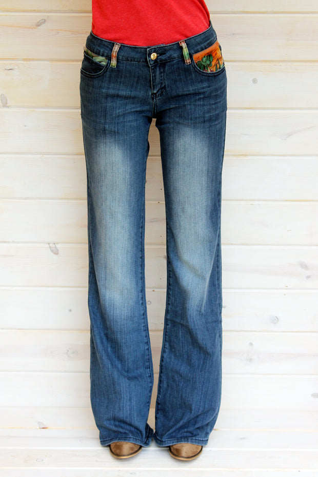 DESERT CHILD DENIM JEANS