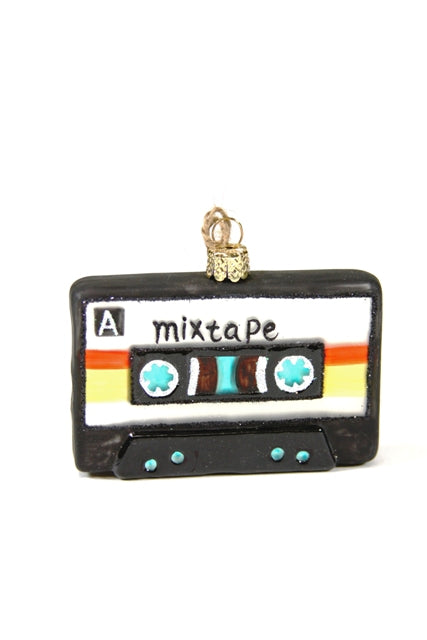 MIXTAPE ORNAMENT