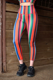 SERAPE LEGGINGS