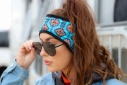 SEDONA MICRO FLEECE HEAD WRAP