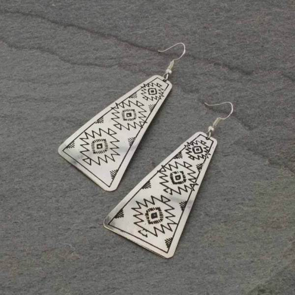 MOAB WESTERN EARRINGS