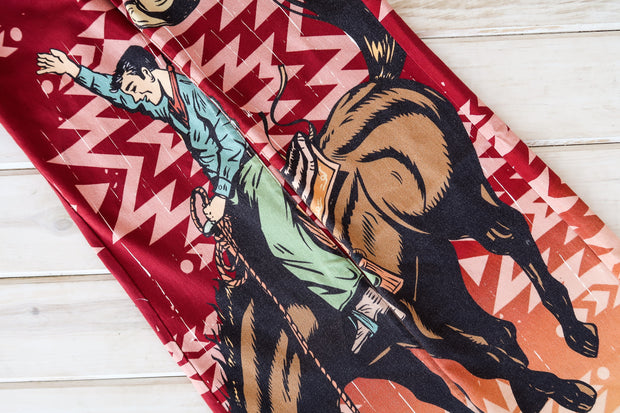 BUCKIN' HORSE BOOTCUT JEANS (YOUTH)