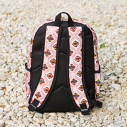 TAN SEDONA PRINT BACKPACK