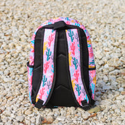 PINK CACTUS BACKPACK