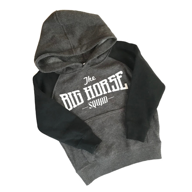 BIG HORSE SQUAD - YOUTH HOODIE