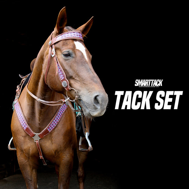 Headstall & Breastcollar Set by SmartTack™
