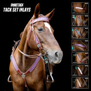 Tack Set Inlays by SmartTack™