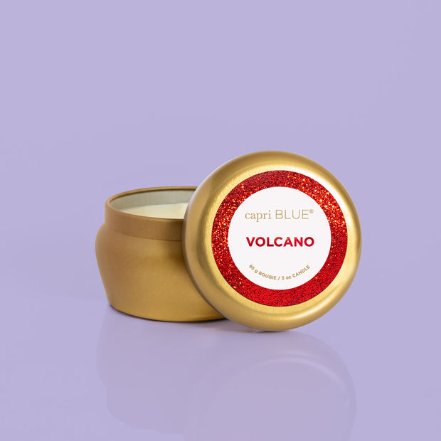 Volcano Glam Mini Tin, 3 oz