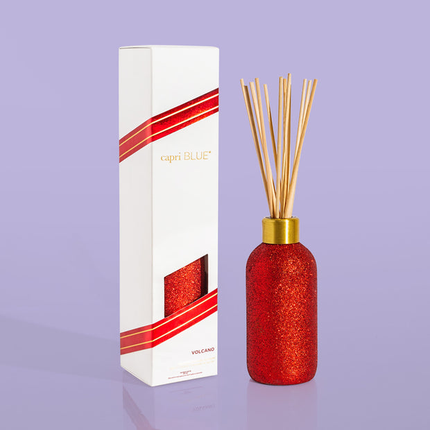 Volcano Glam Reed Diffuser, 8 fl oz