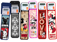 3D Disney Mickey and Friends Bookmarks and Bookmarks