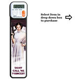 3D Star Wars Digital Bookmarks and Booklights SHIPPING NOW!