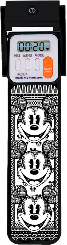 3D Disney Mickey Fractal Booklight NOW SHIPPING!