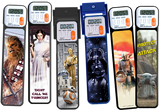 3D Star Wars and Mandalorian Digital Bookmarks and Booklights