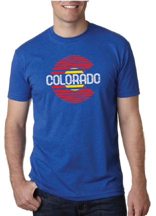 Retro Colorado- Unisex Shirt
