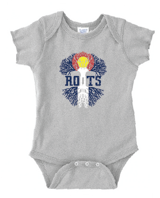 Roots Infant Onesies