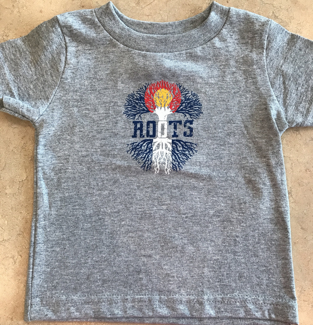 Roots- Toddler T-shirt
