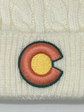 "Alternate color Colorado ""C"" Beanie"