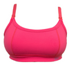 Nursing Sports Bras - Melon